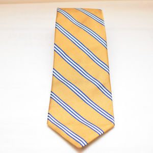 Brooks Brothers 100% Silk Men's Necktie